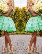 Cudowne zdjęcie śliczna sukienka i te róże