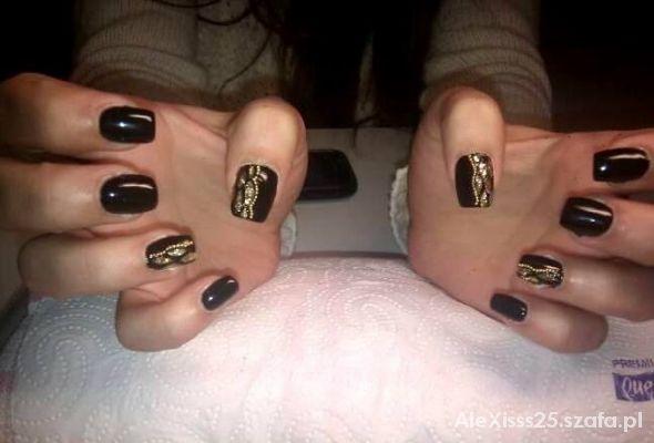 Fryzury Nails