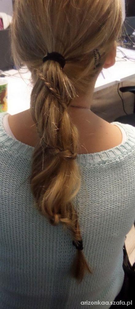 Fryzury Moje włosy III