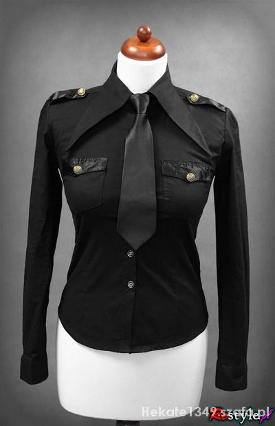 Militarna koszula Restyle