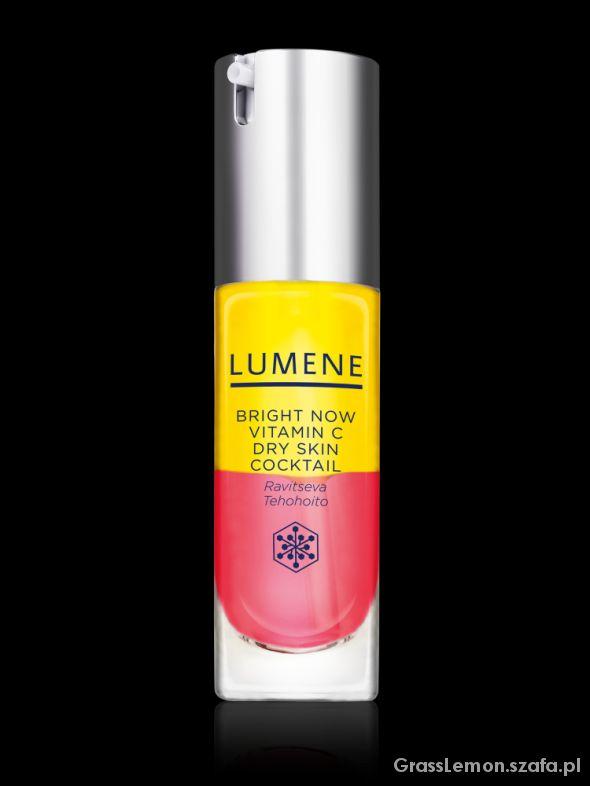 Bright Now Vitamin C Lumene koktajl witaminowy