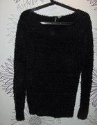 HM włochaty sweter S