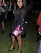 Natalia Siwiec sukienka kloszowana