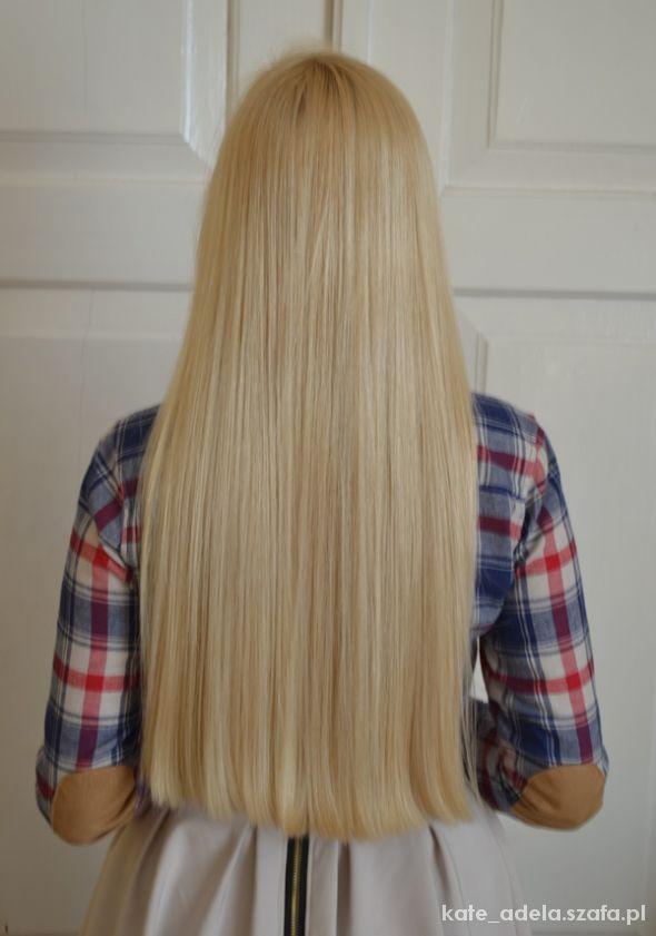 Blogerek moje włosy w lutym