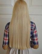 moje włosy w lutym