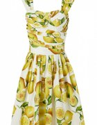 Sukienka w cytryny Atmosphere rozmiar 36
