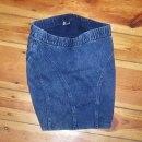 marmurkowa spodniczka H&M s m