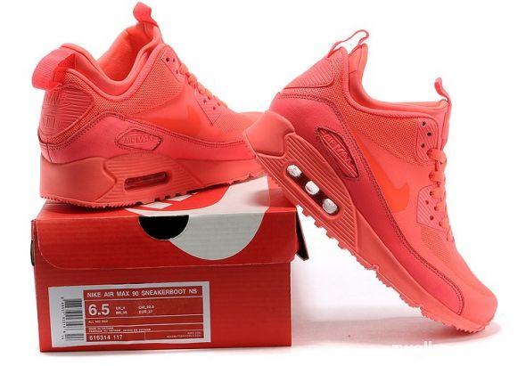 Nike Air Max 90 Hyperfuse sneakerboot 39 w Sportowe Szafa.pl