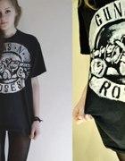 t shirt Guns and Roses...