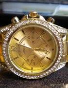 ZegareK kolor złoty GENEVA p