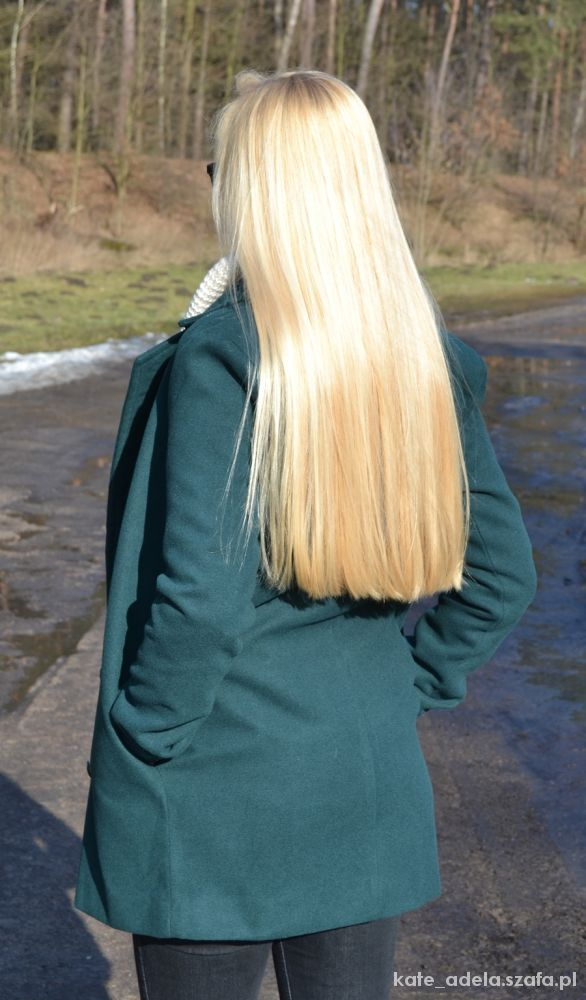 Blogerek blonde