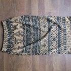 Fantastyczna spódnica we wzory