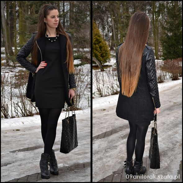 Blogerek Total black