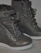 botki sneakersy damskie