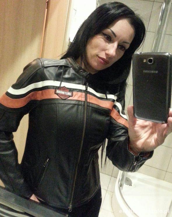 Upolowana Harley