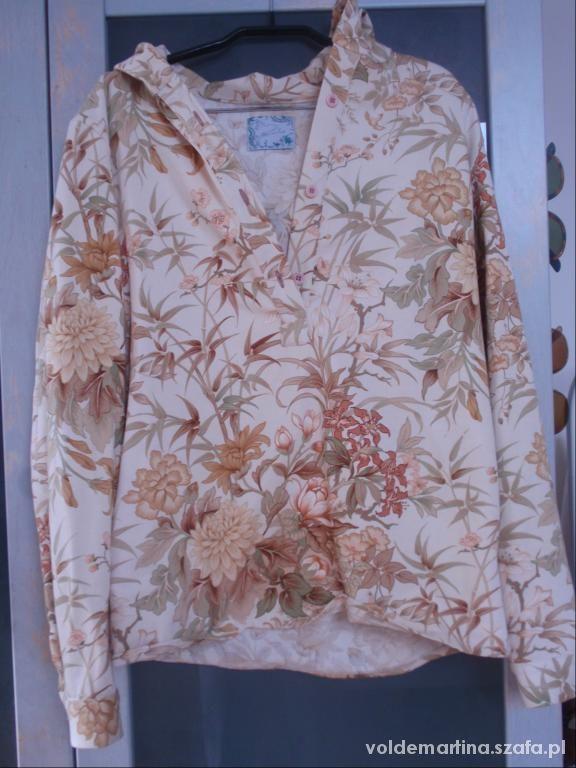 Beżowa bluza BOHO...