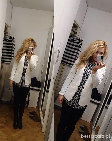 Mój styl Czarno biało