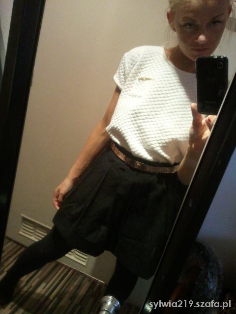 Mój styl bluzka pikowana
