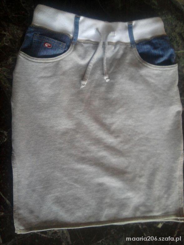 Spódnice Spódniczka dresowa