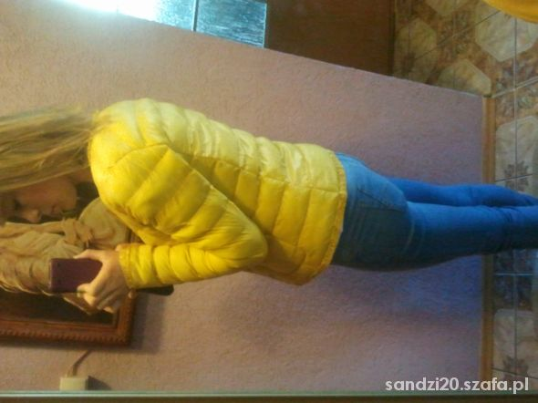 Odzież wierzchnia kurtka pikowana