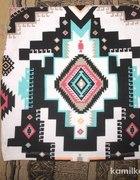 Spódnica bershka aztec
