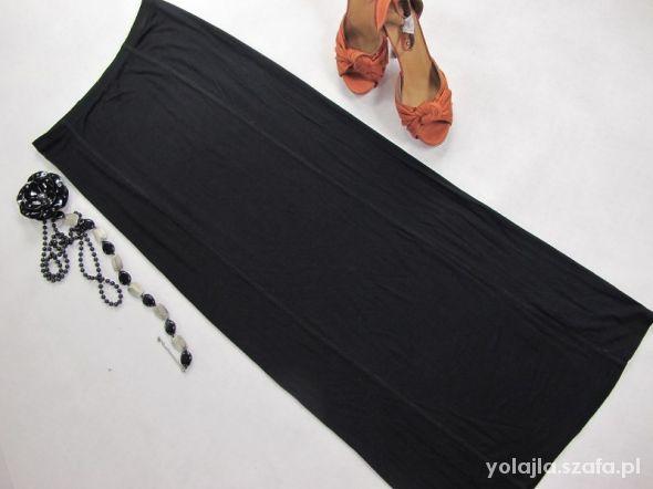 Spódnice maxi george czarna