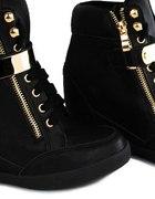 Sneakersy złota blaszka HIT WIOSNY kolory rozmiary