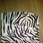 Spódnica Amisu M zebra