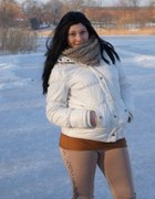zimowo i ciążowo