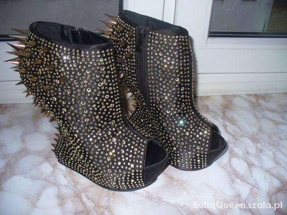 Moje cudowne buciki