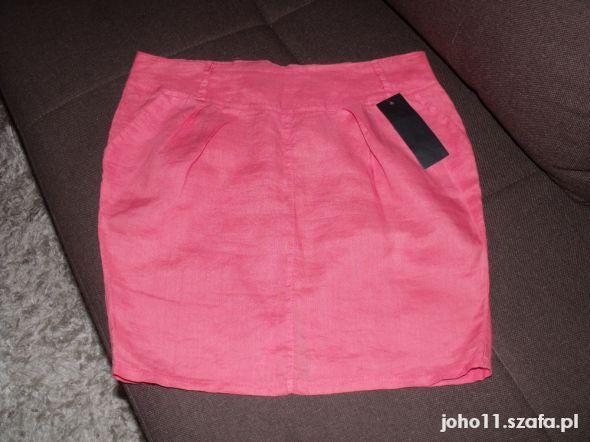Spódnice Nowa malinowa spódniczka