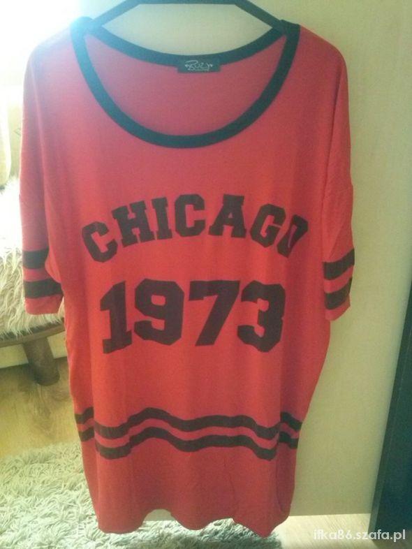 Bluzki tunika chicago