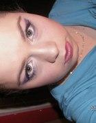 Makijaż karnawałowy dla zielonych oczu...