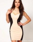 szukam sukienki WYSZCZUPLAJACEJ w roz M L