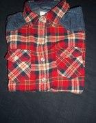 Koszula w krate rozmiar S