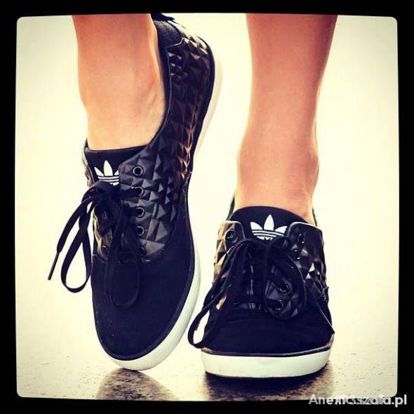 Obuwie szukam adidas azurine low czarne