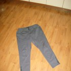 Jeansy z elastanem zameczki 48 50