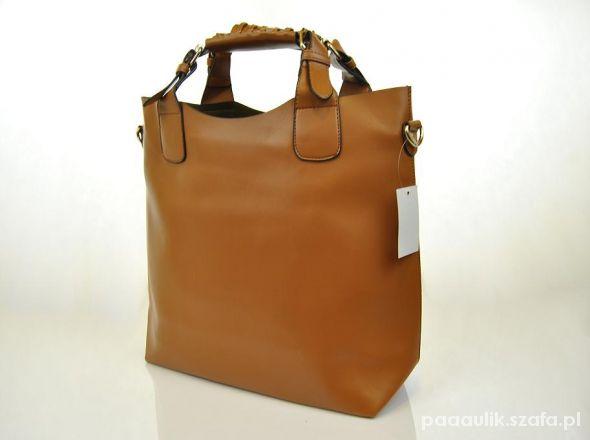 Shopper Bag ZARKA HIT jakość FASHION