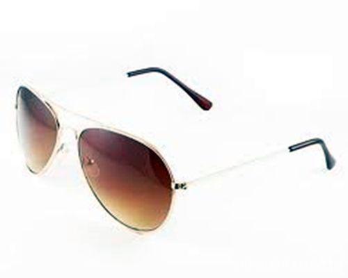POSZUKIWANE okulary aviatorki brązowe
