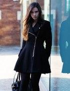 black coat Asos