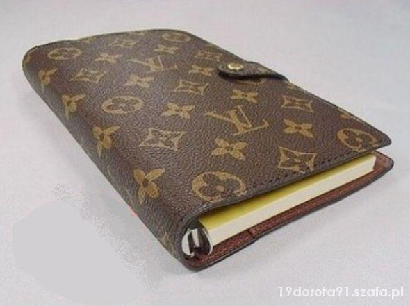 Notes notatnik Louis Vuitton LV