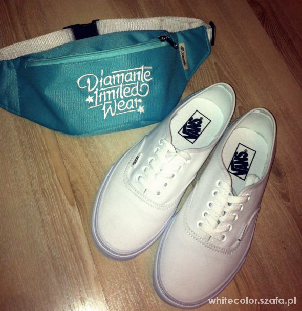 Sportowe Diamante Wear x Vans