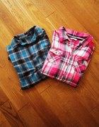 Moje dwie ulubione koszule w kratę