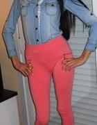 neon plus jeans...