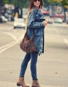 parka jeans