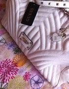 MOJA NOWA GUESS QUILTING ROSE Handbag satche