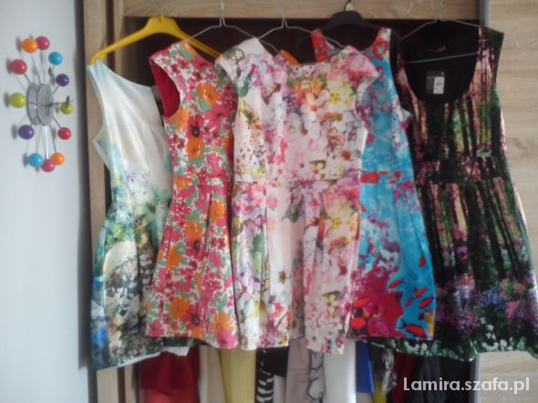 Wiosna w szafie