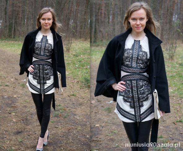 Mój styl Lace Tunic