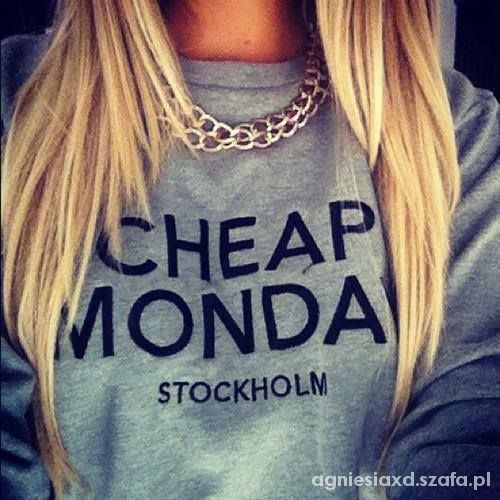cheap monday bluza...