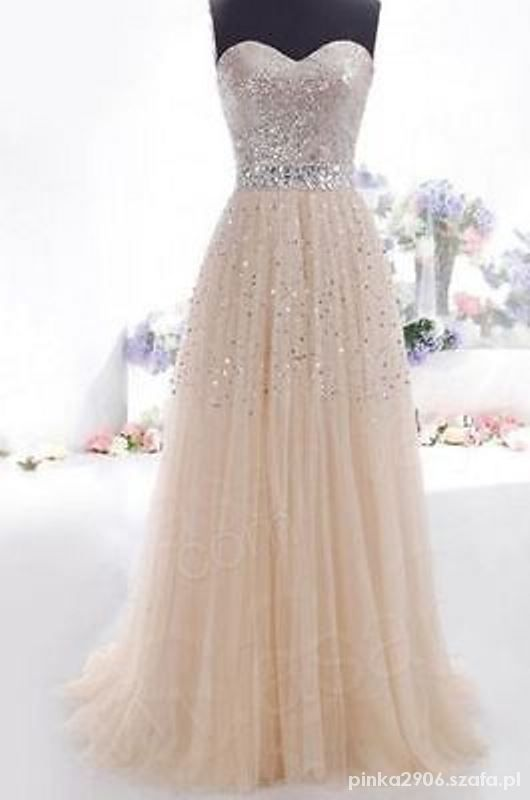 Suknie i sukienki cudowna moja